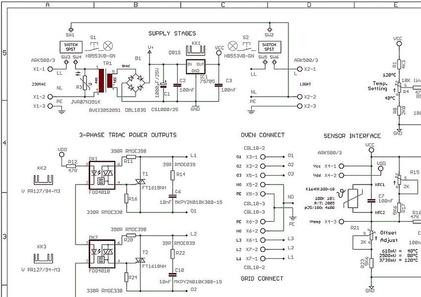 Bestückung von Leiterplatten und Kabelkonfektion - Entwicklung
